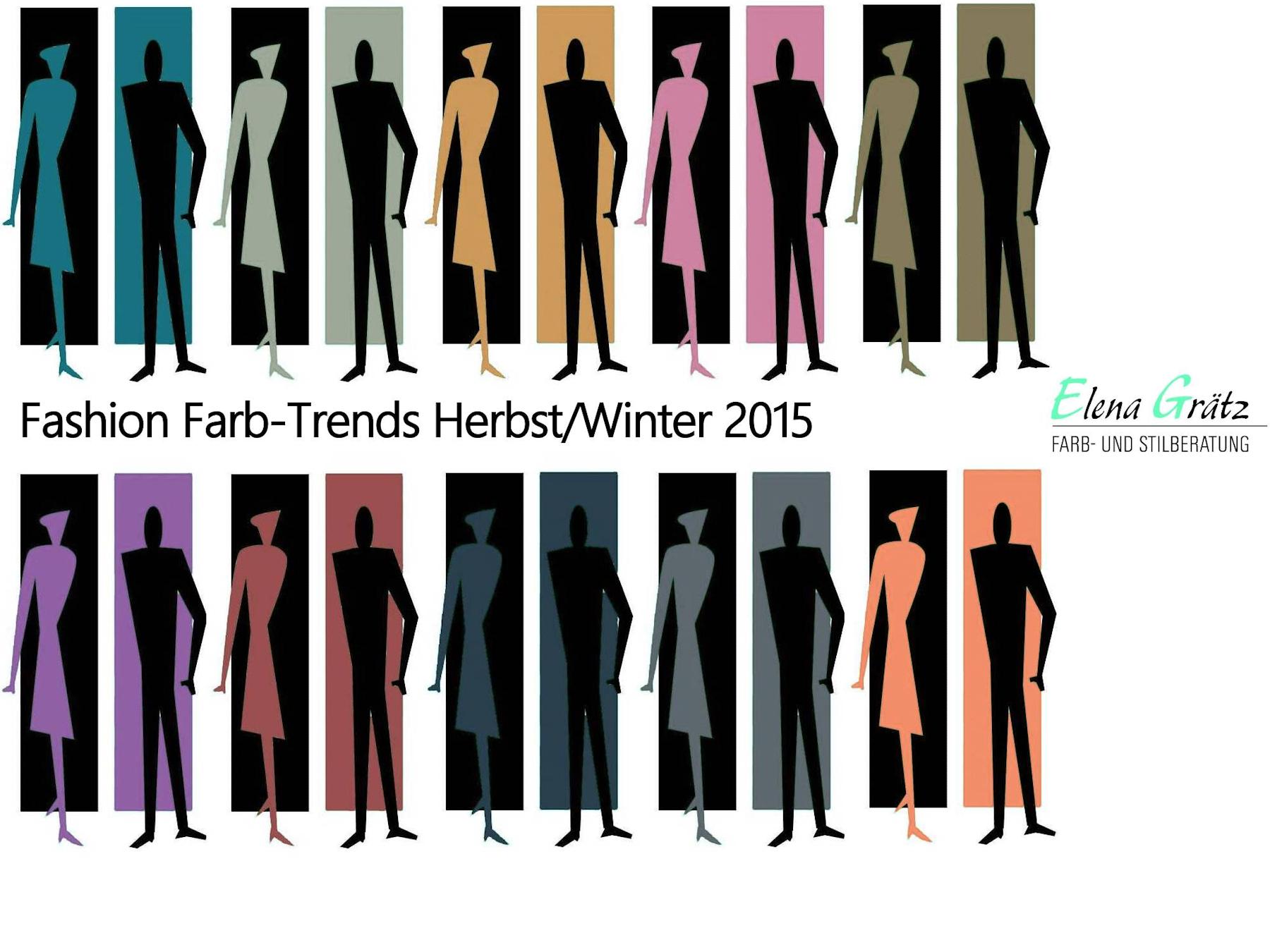 fashion farb palette f r herbst winter 2015 elena gr tz farb und stilberatung. Black Bedroom Furniture Sets. Home Design Ideas